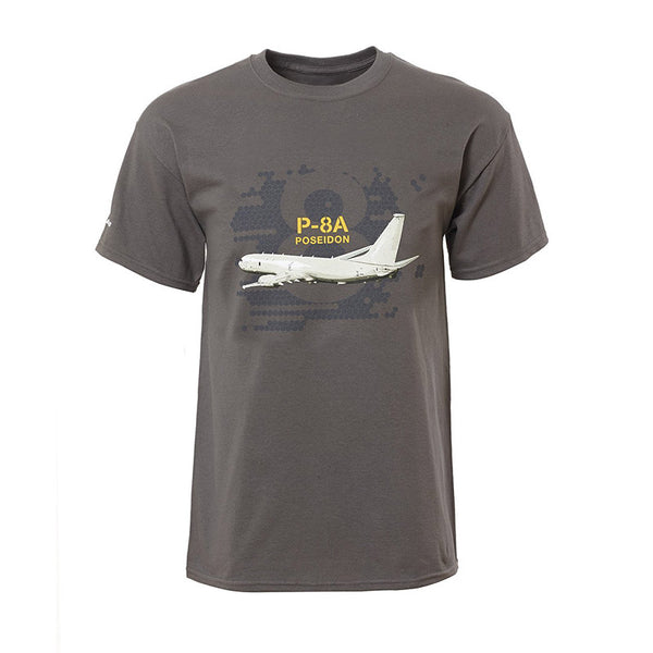 Boeing - P-8A Poseidon Graphic Profile T-shirt