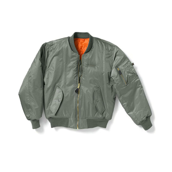 Boeing - MA-1 Nylon Flight Jacket -  | 112012020001