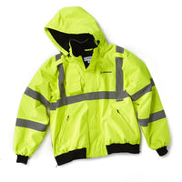 Boeing - Neon Safety Jacket with Removable Hood