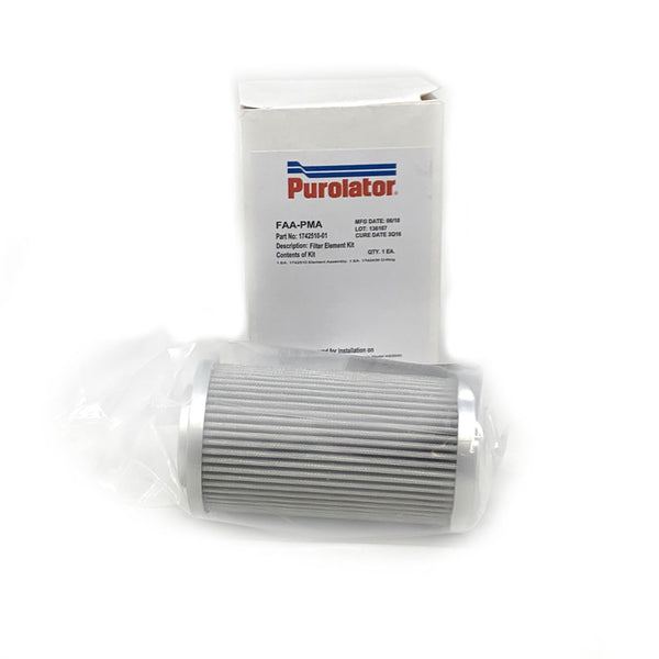 Purolator - Facet Kit Filter Element, W/ORing | 1742510-01