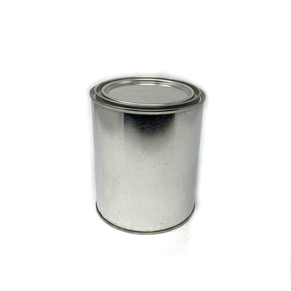 Metal Paint Can with Lid - Pint | 1812