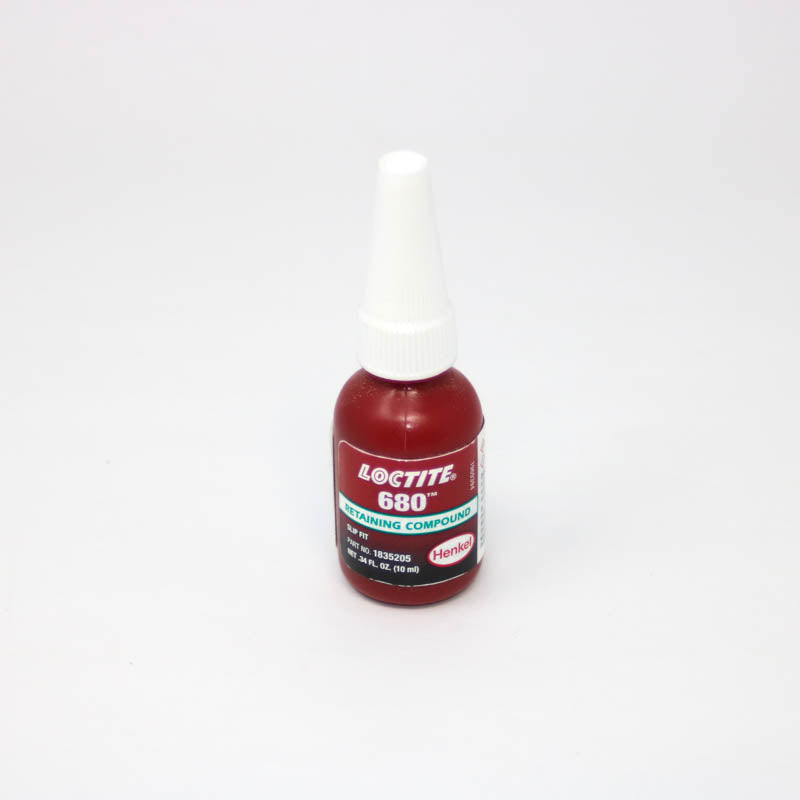 Loctite 680 Green High Strength Viscosity Retaining Compound 10 Ml Pilots Hq Llc