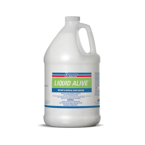 Dymon LIQUID ALIVE® Odor Digester - 1 Gallon | 33601