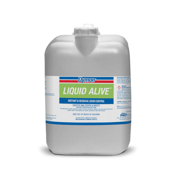 Dymon LIQUID ALIVE® Odor Digester - 5 Gallon | 33605