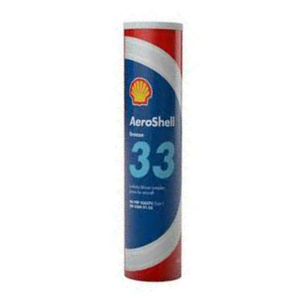AeroShell #33 Airframe Grease, MIL-PRF-23827C | 14oz Tube