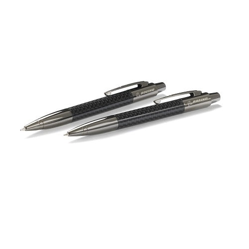 Boeing - Carbon Fiber Pen/Pencil Set