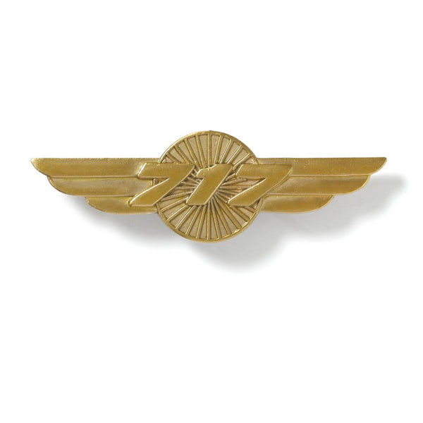 Boeing - 717 Heritage Wings Pin