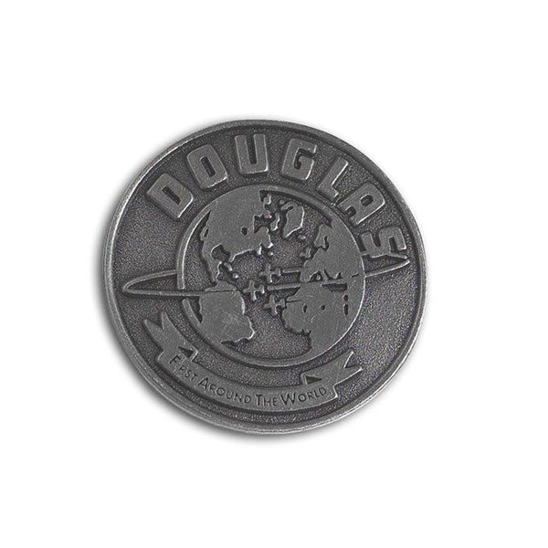 Boeing - Douglas First Around The World Pin