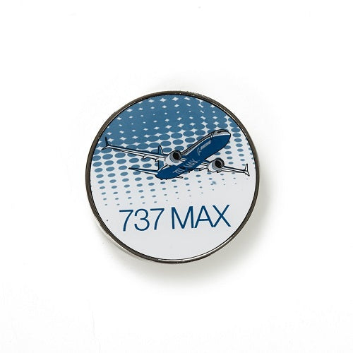Boeing - 737 MAX Winglet Round Pin
