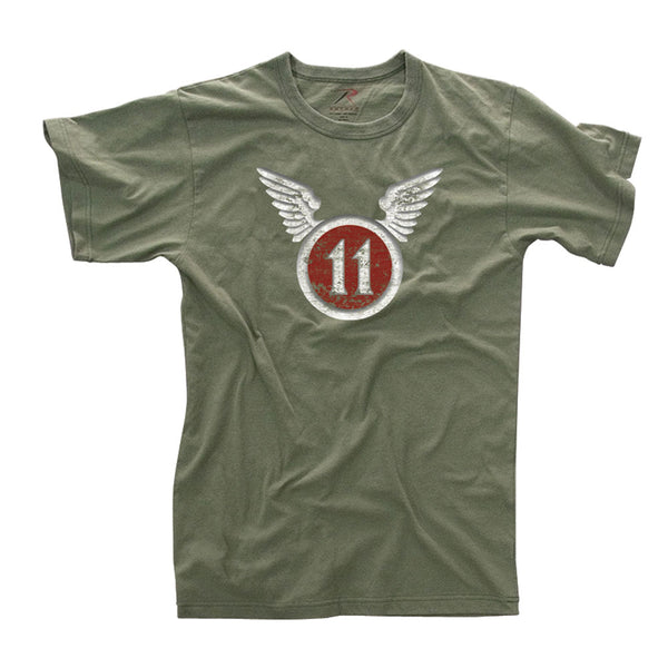 Vintage ''11th Airborne'' T-Shirt