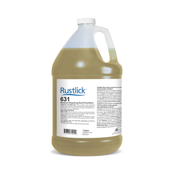 Rustlick 631 Rust Preventative - 1 Gallon | 71011