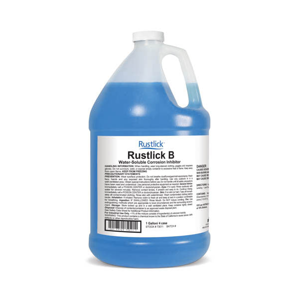 Rustlick B Short-Term Corrosion Inhibitor - 1 Gallon | 73011
