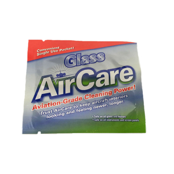 AirCare - Glass Wipes, 24 Pack