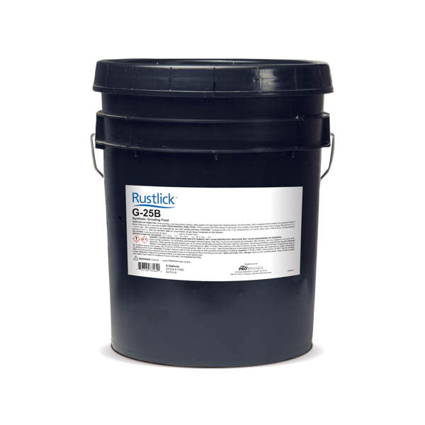Rustlick™ G-25B Synthetic Grinding Fluid - 5 Gallon | 73562
