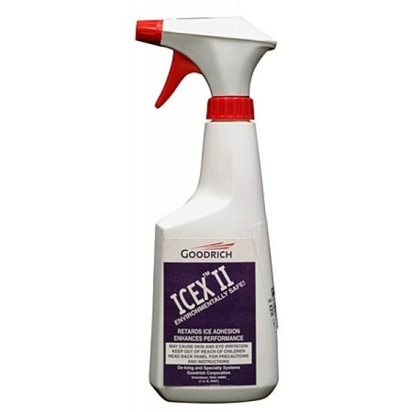 Goodrich - ICEX II Ice Adhesion Inhibitor, 16oz Spray | 74-451-1