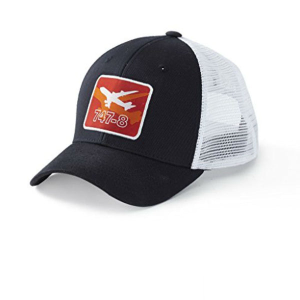 Boeing - 747-8 Shadow Graphic Hat | 115015010673