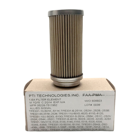 Aircraft Fuel Filters