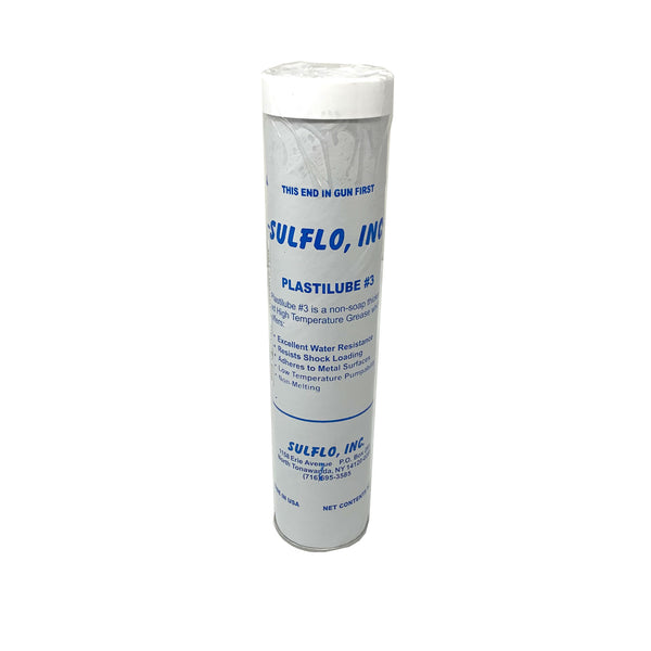 Sulflo - Plastilube No. 3 High-Temperature Grease - 14oz