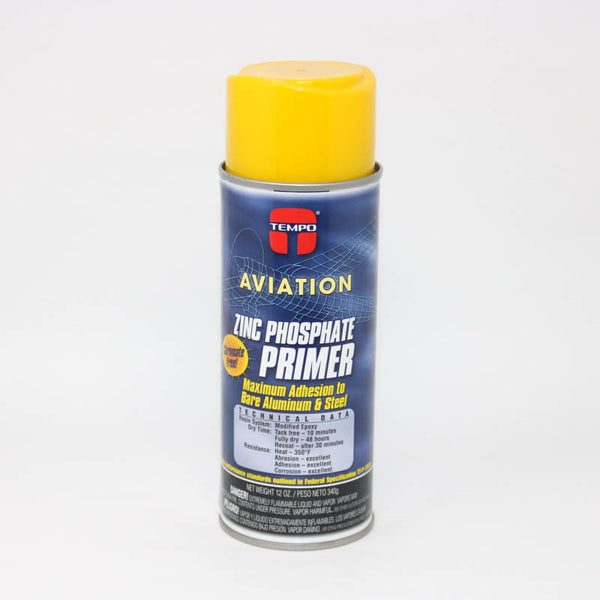 Tempo - Aircraft  Primer - Zinc Phosphate - Yellow | A701
