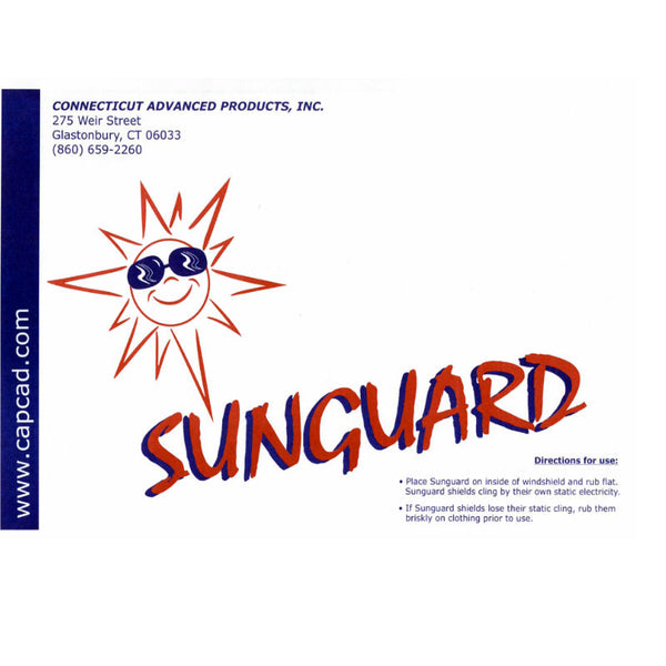 Sunguard Sun Visor - Large | ACNA010