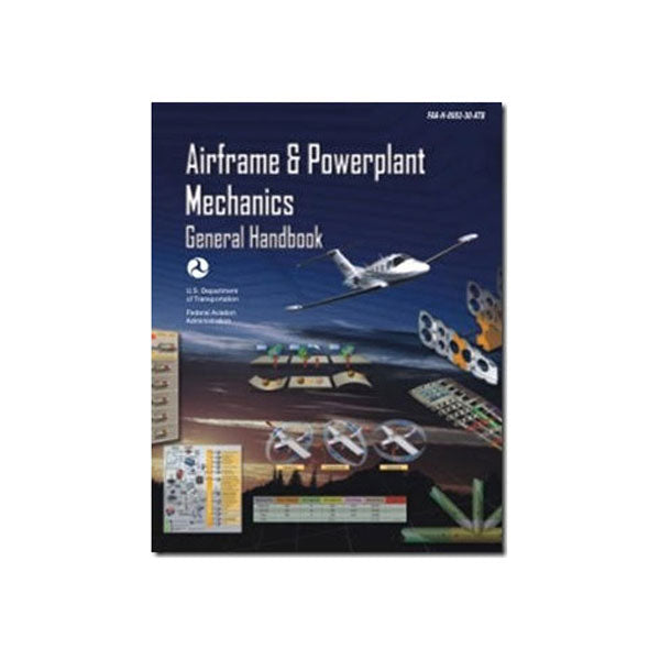 Aircraft Technical Book Co - A&P Mechanics General Handbook | BATB830