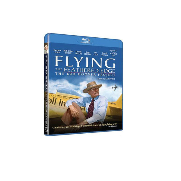 Flying The Feathered Edge Dvd, Bob Hoover, Blu-Ray | BBHP001-BR