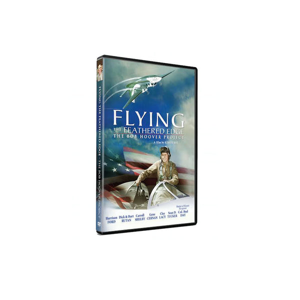 Flying The Feathered Edge Dvd, Bob Hoover | BBHP001