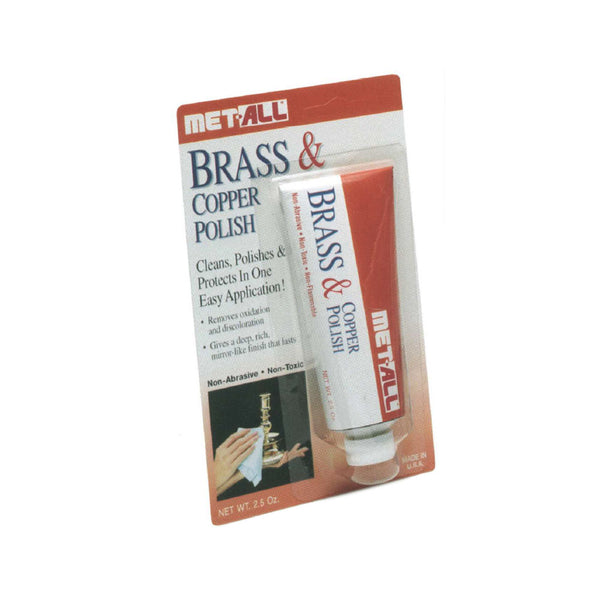 Met-All - Brass/Copper Polish - 2.5oz | BC-2