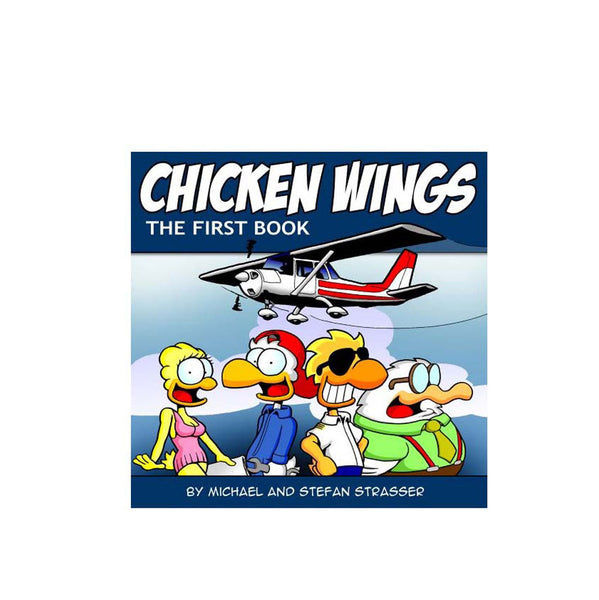 Chicken Wings - Chicken Wings 1, The First Comic Book
