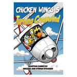 Chicken Wings - Chicken Wings 5, Turning Crosswind, Comic Book | BCHW105