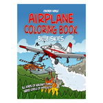 Chicken Wings - Chicken Wings, Blue Skies Coloring Book | BCHW161