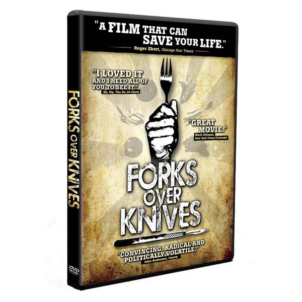 Forks Over Knives - Forks Over Knives, DVD, STD, Format