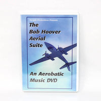 The Bob Hoover Aerial Suite Video Dvd | BFRP020