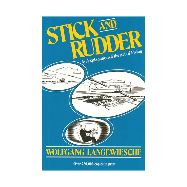 McGraw Hill - Stick and Rudder, Langewiesche | B MCG 101