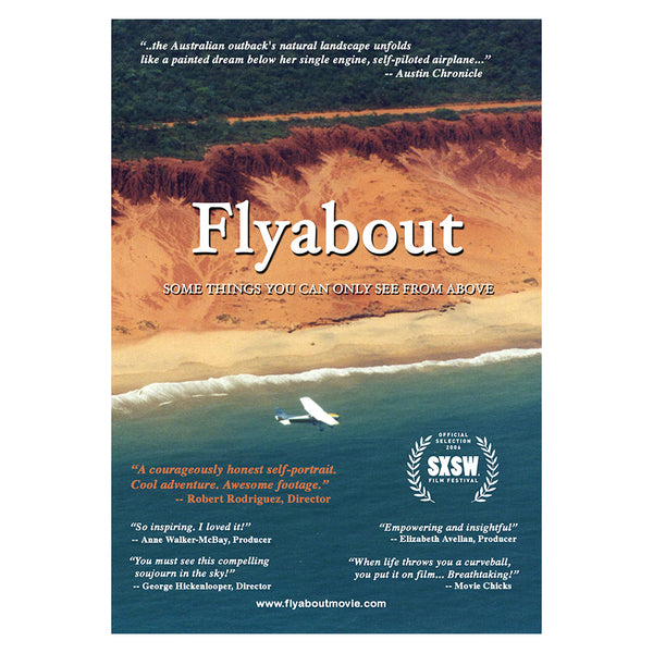 Mighty Ity Films - Flyabout, DVD, Petrillo | B MIF 001