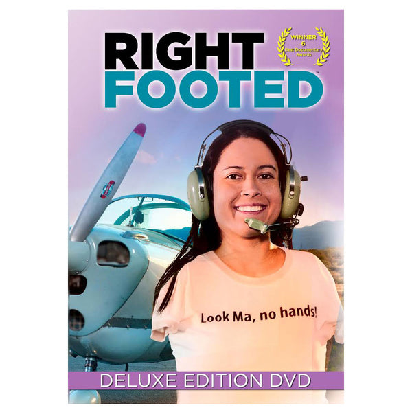 Right Footed Dvd | BNSP100-SD
