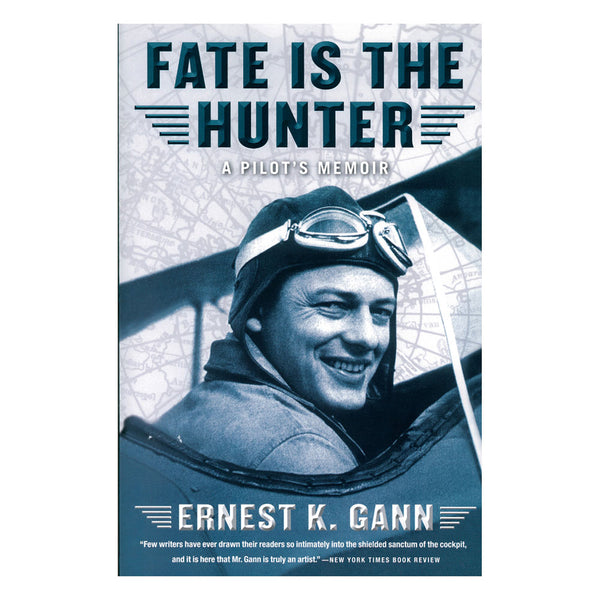 Simon and Schuster - Fate is the Hunter, Gann | B SAS 001