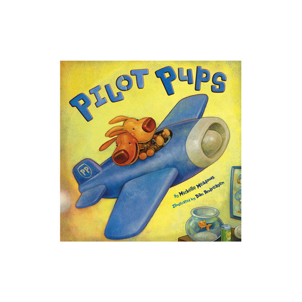 Simon and Schuster - Pilot Pups Meadows | BSAS730