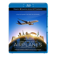 Living In The Age Of Airplanes Dvd Blu-Ray | BTIH100-BR