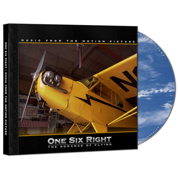 Terwilliger Productions - One Six Right, Sound Track CD