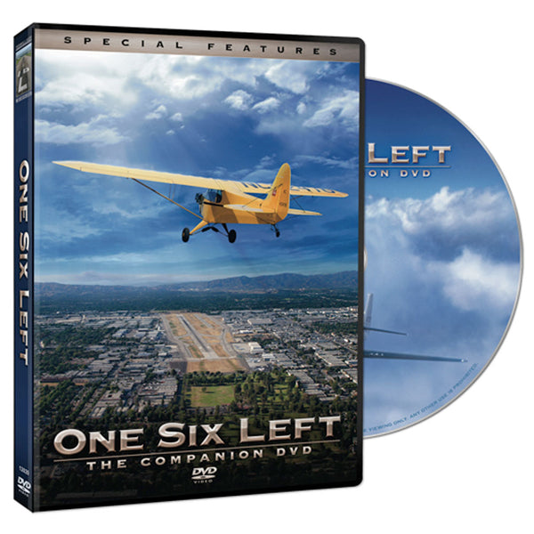 One Six Left The Companion Dvd | BVNY016-L