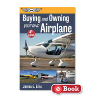 ASA - Buying & Owning Your Own Airplane (eBook) | ASA-BUY-OWN-4-EB