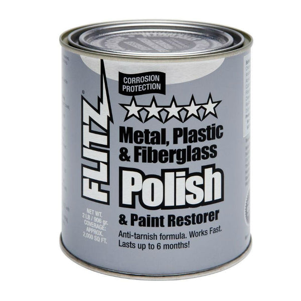 Flitz Metal Polish 2lb Can | CA03518-6