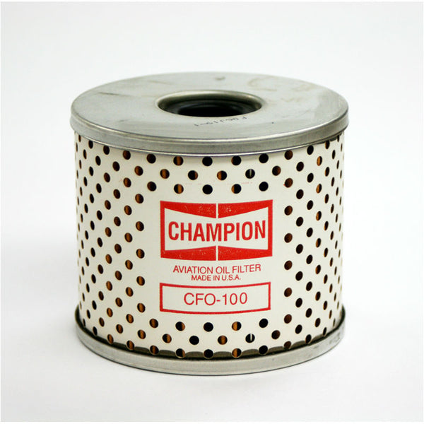 Champion - Aircraft Oil Filter | CF0100-1