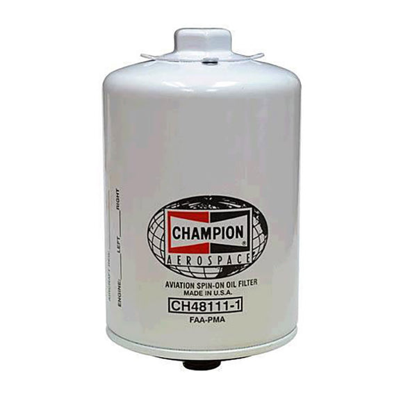 Champion - Aircraft Oil Filter | CH48111-1