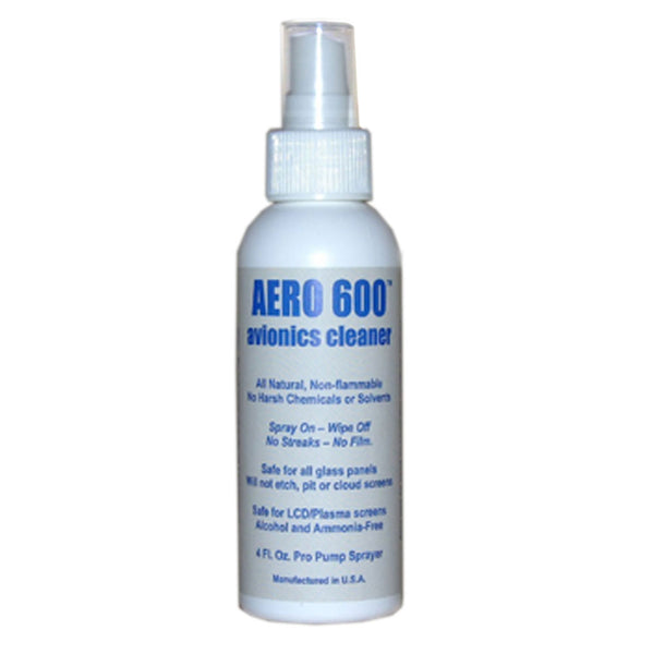 Mill River Co. - Aero 600, Avionics Cleaner | C MRC 600-4