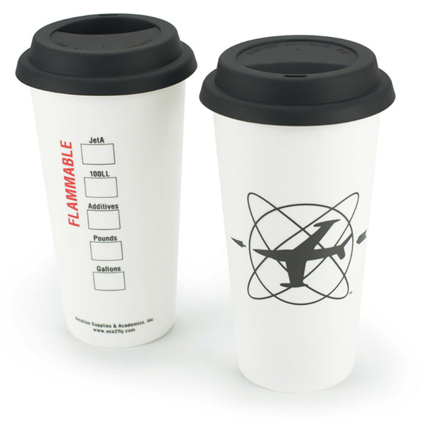 ASA - Auxiliary Tank Travel Coffee Cup | ASA-CUP-TRAVEL