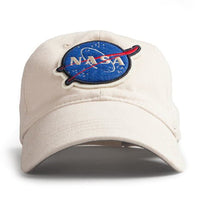 Red Canoe - Kids NASA Cap | U-CAP-KIDSNASA-SE