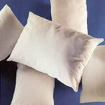 "Celeste White 3.5oz Pillow - 11.5"" x 15"""