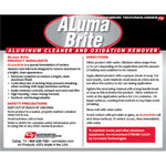 ALuma Brite Aluminum Cleaner 1 Gallon | 25205